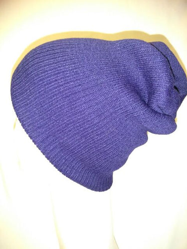 Navy Blue - Large Winter Hat