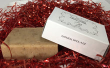 OATMEAL SPICE - Organic Bar Soap