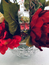 Crystal-Flower Centerpiece