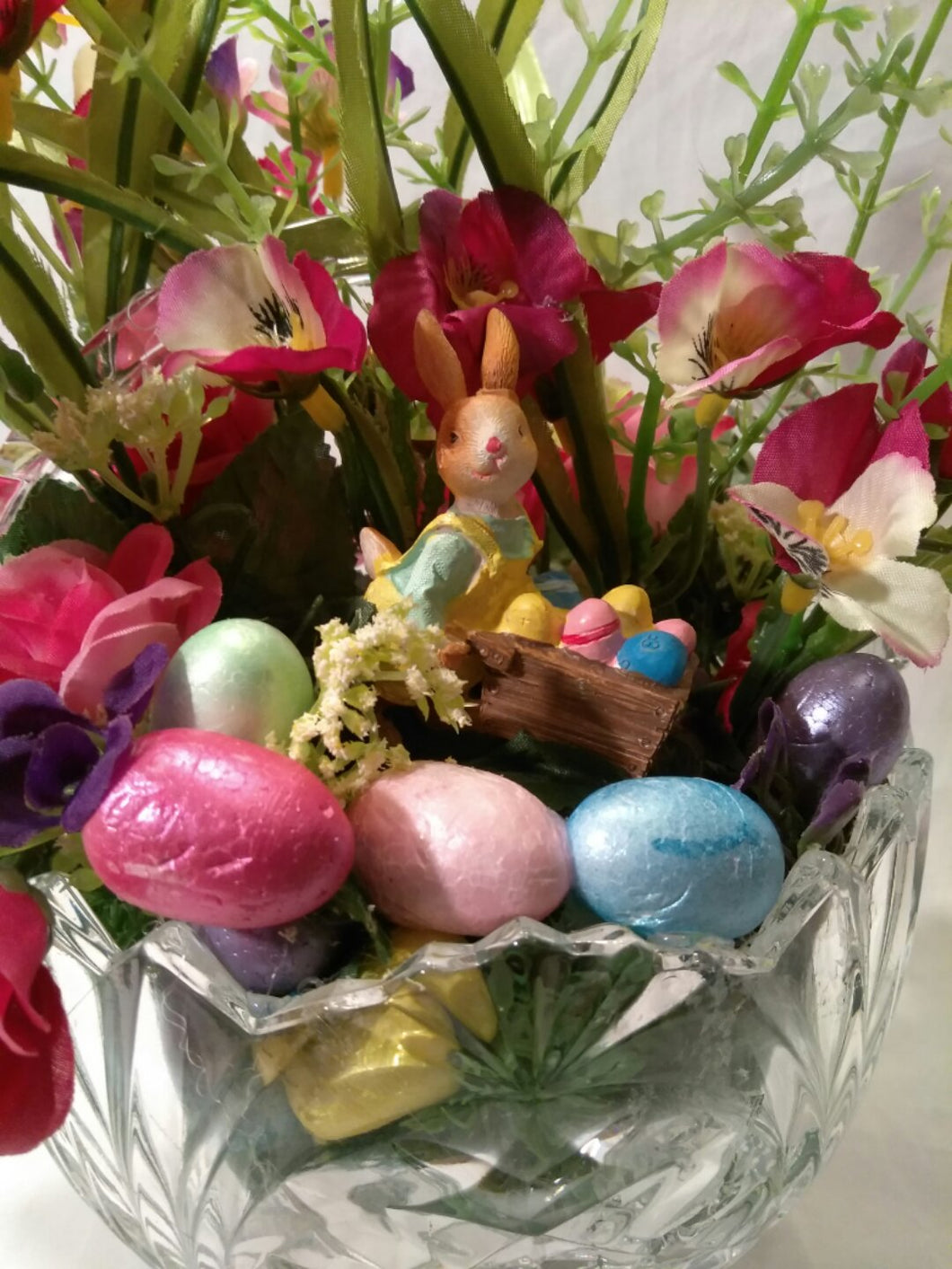 EASTER BASKET - Crystal Basket