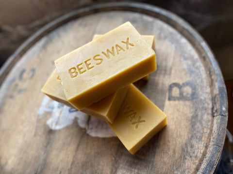 100% Pure, Locally and Ethically Sourced Beeswax