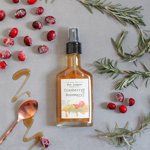 Maple, Cranberry, Rosemary LIMITED EDITION - November 2019