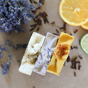Orange Clove Olive Oil Castile Soap
