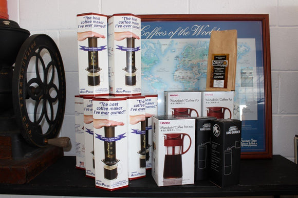 Coffee Makers & Brewing