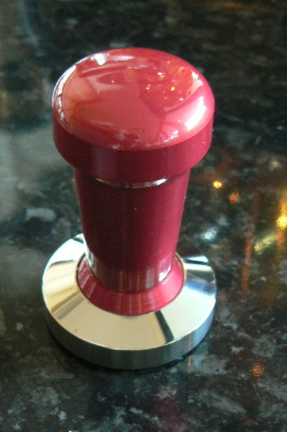 Coffee Tamp Anodized Red 58mm