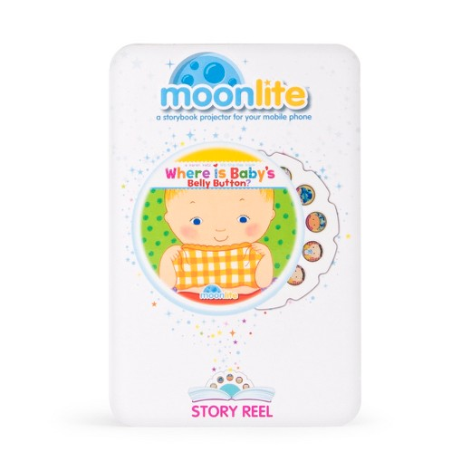 Moonlite - Where is Baby's Belly Button Reel for Moonlite Story Projector