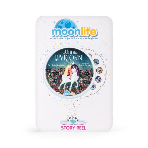 Moonlite - Uni the Unicorn Reel for Moonlite Story Projector