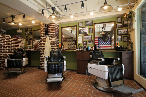 THE CITY Barber Shop