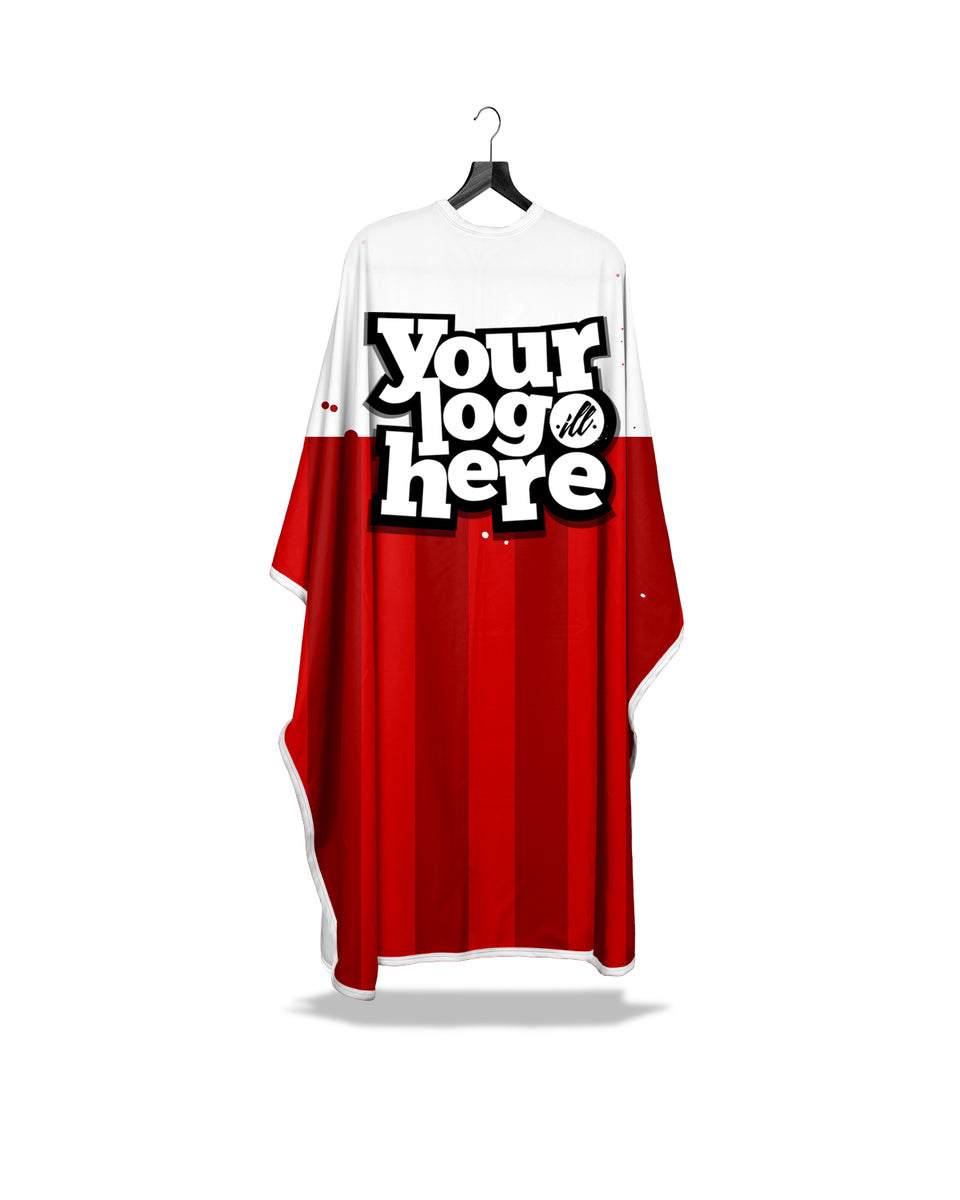 CUSTOM Contrast Stripes PRO Cape