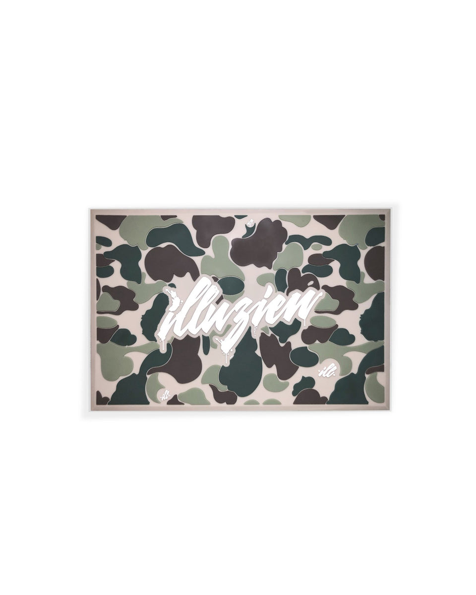 Jungle Camo Station Mat