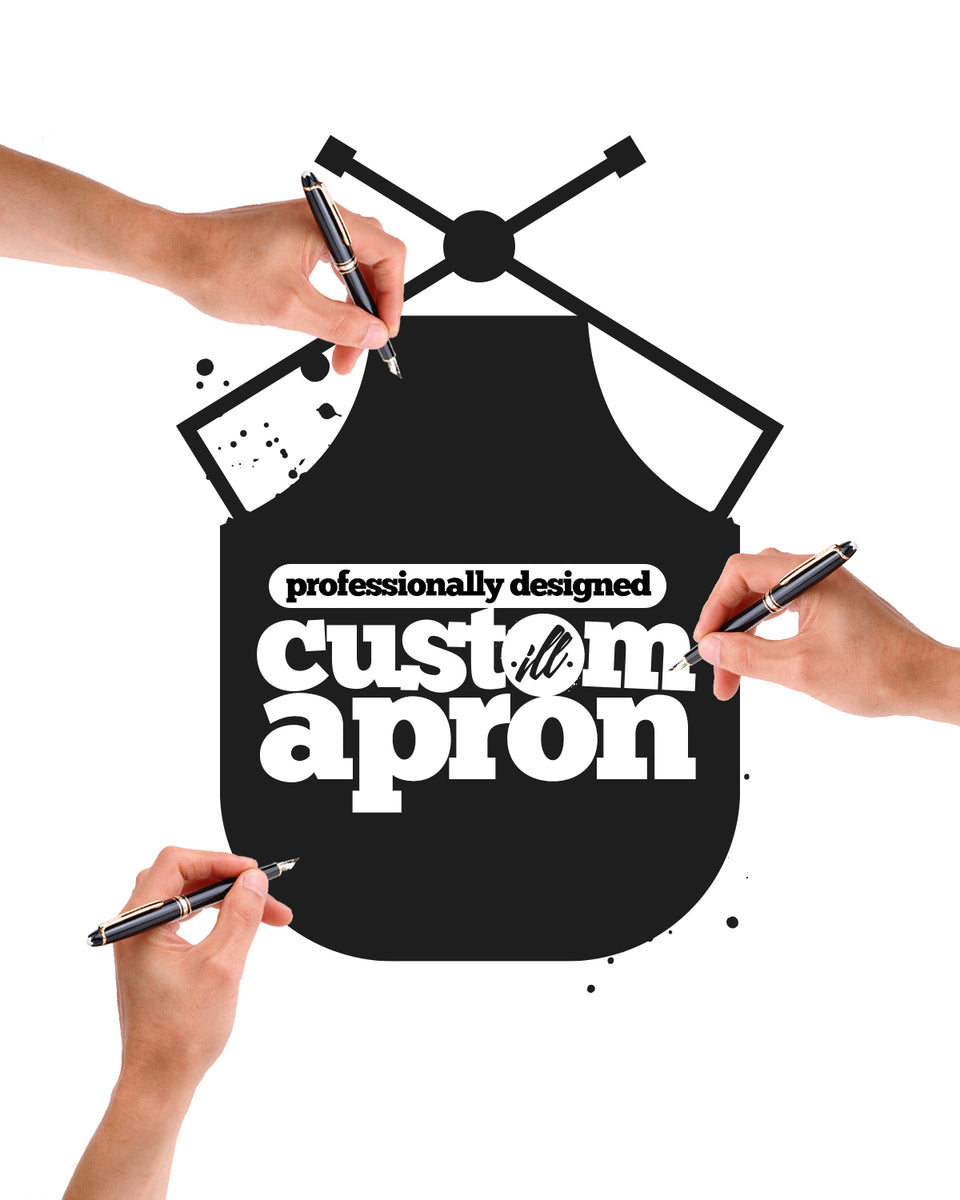 CUSTOM PRO Apron (w/ Design Services)