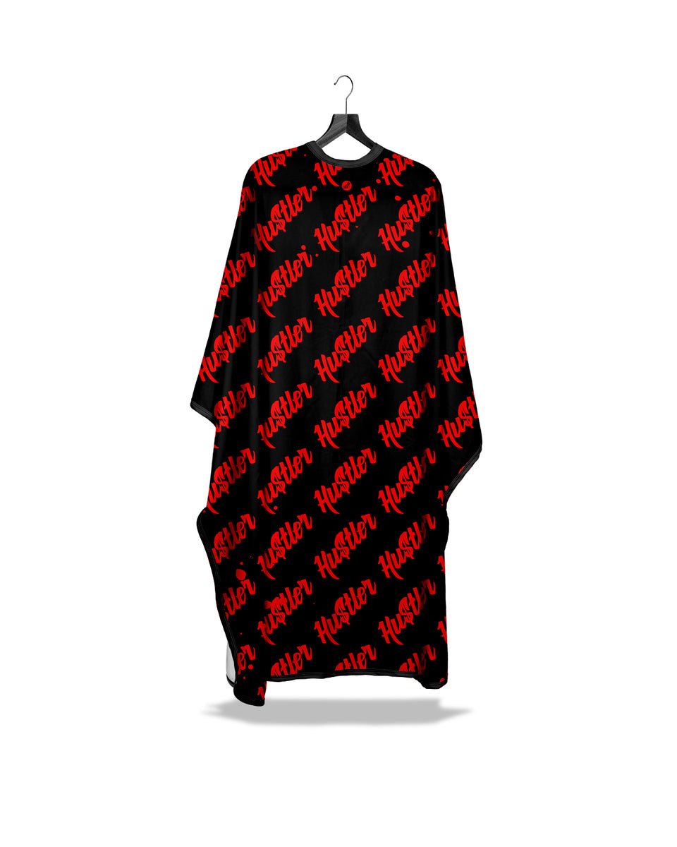 HU$TLER Red PRO Cape