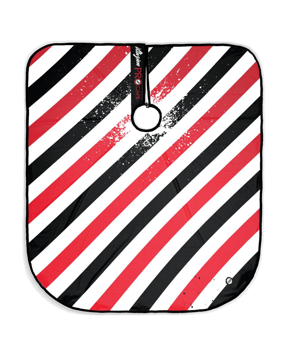 XL Pole Stripe PRO Cape Collection
