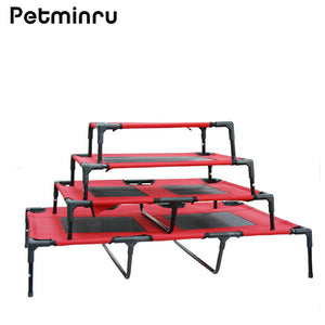 Camp style Bed Indoor Outdoor Portable Pet Sleep Bed