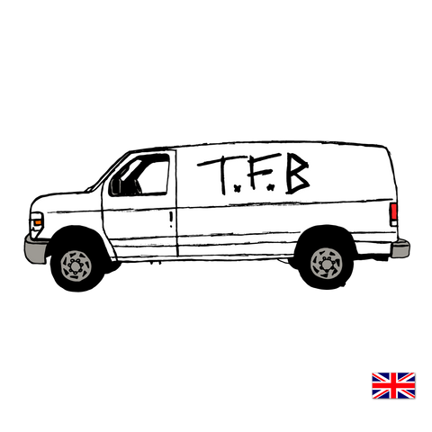 Tour Van [ Enamel Pin ]