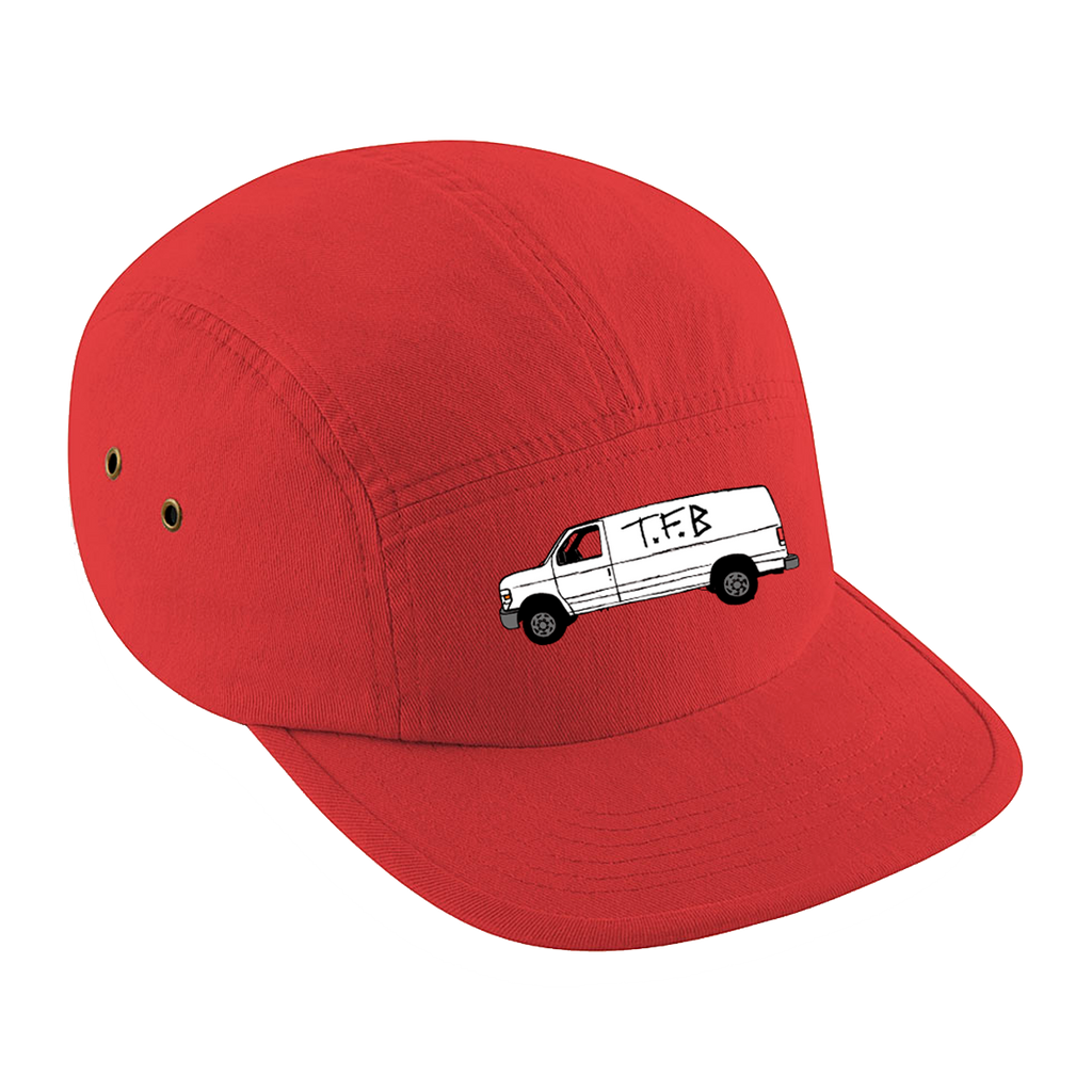 5 Panel Red [ Hat ]