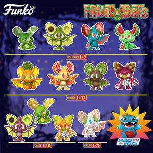 Paka Paka Fruit Bats Case of 18 [PRE-ORDER]