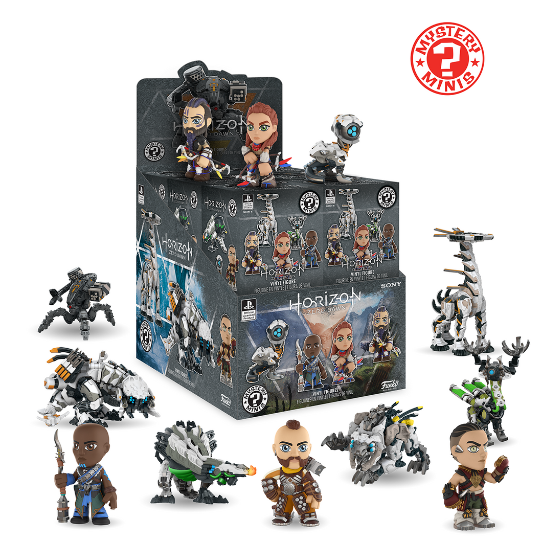 Horizon Zero Dawn Case of 12