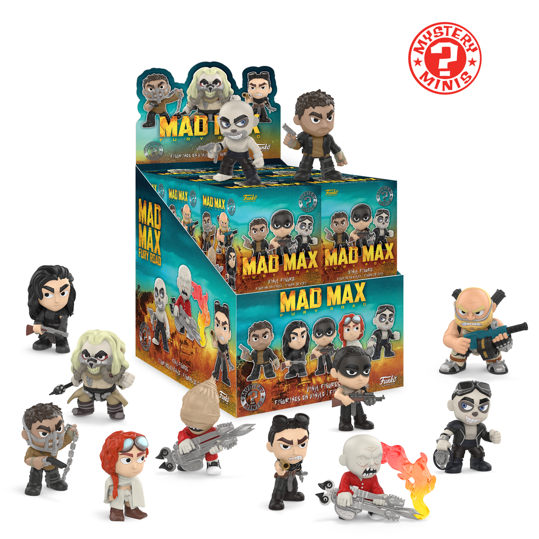 Mad Max Fury Road Case of 12