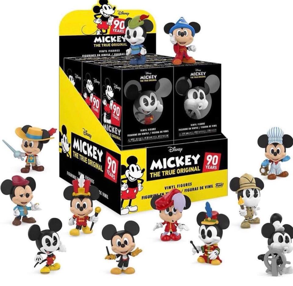 Disney Mickey Mouse Case of 12