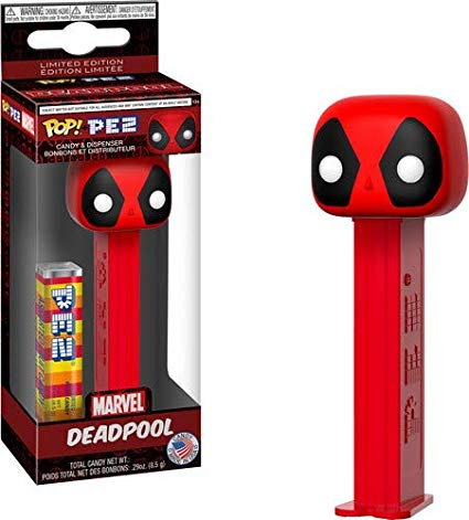 POP! Pez: Deadpool