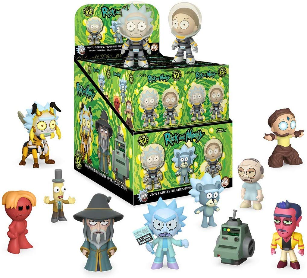 Rick & Morty S3 Case of 12 [PRE-ORDER]