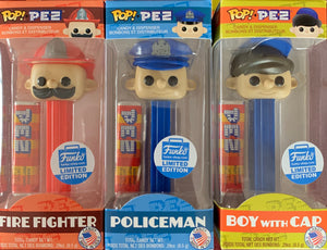 POP! Pez: Pals Funko Shop Exclusives Set of 3