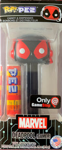 Funko POP! Pez Deadpool Gamer (Black w/Red)