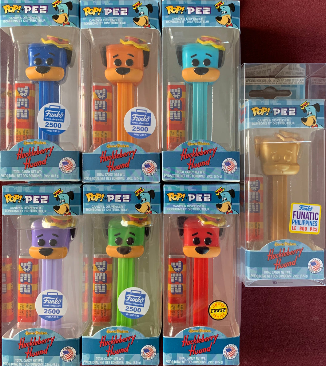 Funko POP! Pez Huckleberry Hound Set of 7