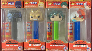 Funko POP! Pez My Hero Academia Set of 4