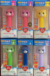 Funko POP! Pez Care Bears Set of 6 w/Chase