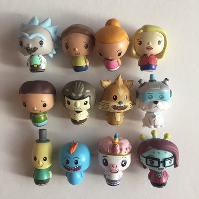 PSH: Rick & Morty Set of 12