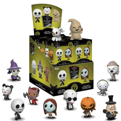 Nightmare Before Christmas: 25 Years Case of 12