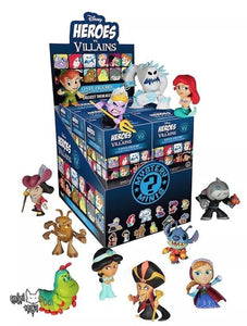 Disney Heroes vs Villains Case of 12
