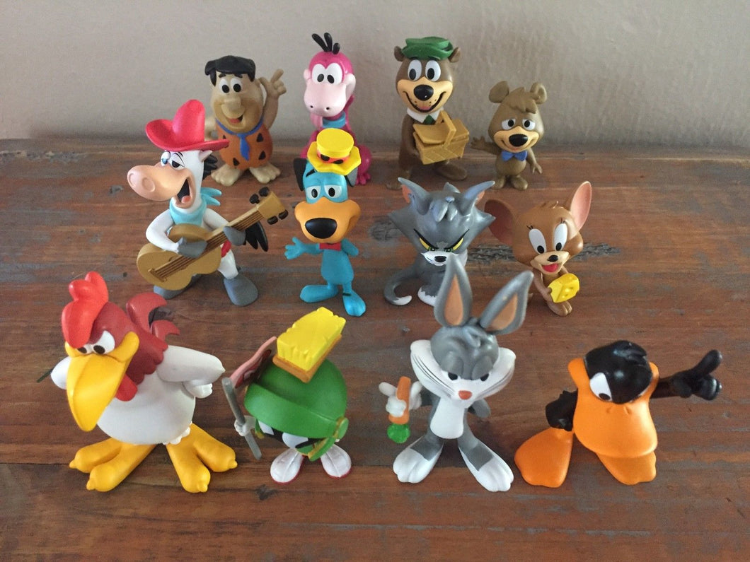 Mystery Minis: Warner Bros/Saturday Morning Set of 12