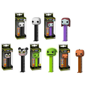 POP! Pez: Nightmare Before Christmas Set of 5