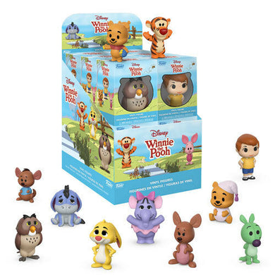 Mini Vinyl Figures: Winnie the Pooh Case of 12