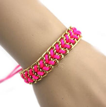 Hand Woven Chain Bracelet - Pinkybears Fashion Boutique Malaysia
