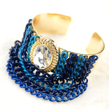 Colourful Chain Bangle - Pinkybears Fashion Boutique Malaysia