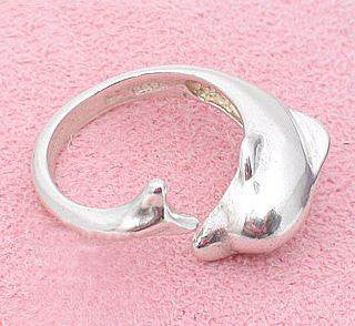 Dolphin Ring - Pinkybears Fashion Boutique Malaysia