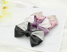 Colored Bow Hair Clip - Pinkybears Fashion Boutique Malaysia