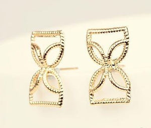 Come From Star Bow Earrings - Pinkybears Fashion Boutique Malaysia