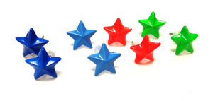 Retro Candy Star Earring - Pinkybears Fashion Boutique Malaysia