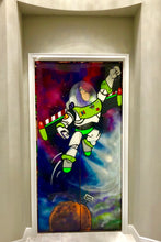 DJ LUIAN Game Room Door