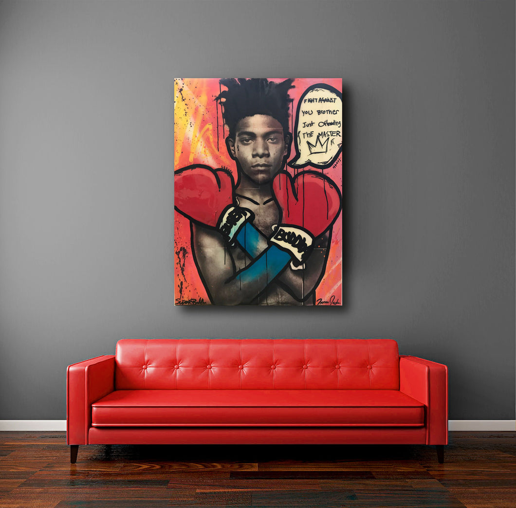 Basquiat - Icon Series