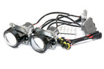 Peterbilt 579 587 Headlights Bi-LED Projector Retrofit Kit