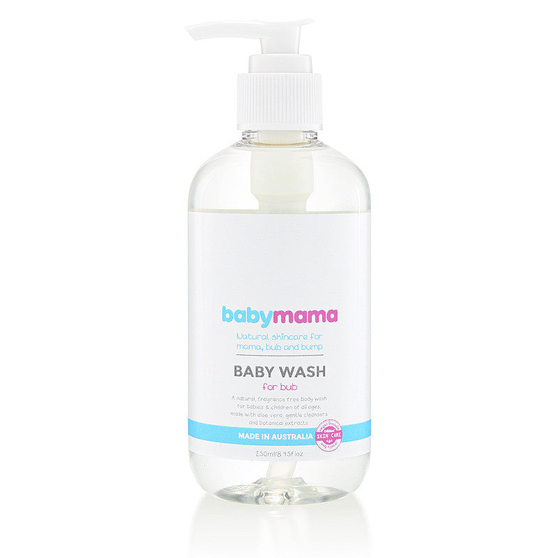 Natural Baby Body Wash - Bub