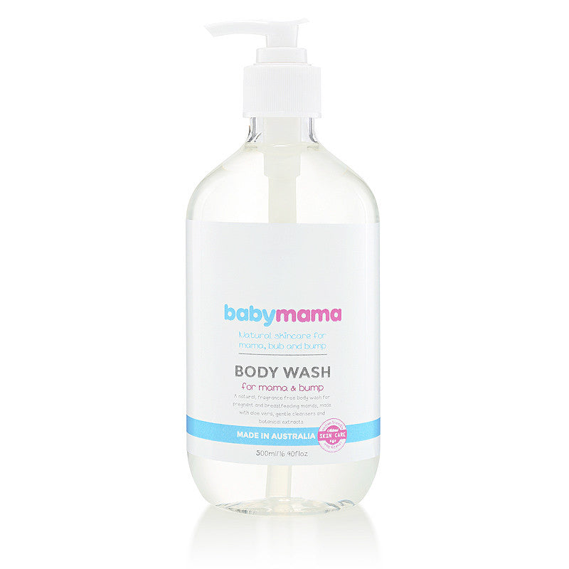 Natural Body Wash - Mama & Bump