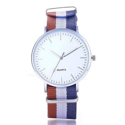 Fashion Quartz Watch with Multicolor Simple Designer Women Clock-jewelryshopmamoo