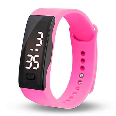 Mens Womens Watch LED Bracelet Digital - jewelryshopmamoo